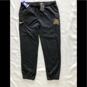 Brand new pair of Nike Kobe Mamba sweatpants